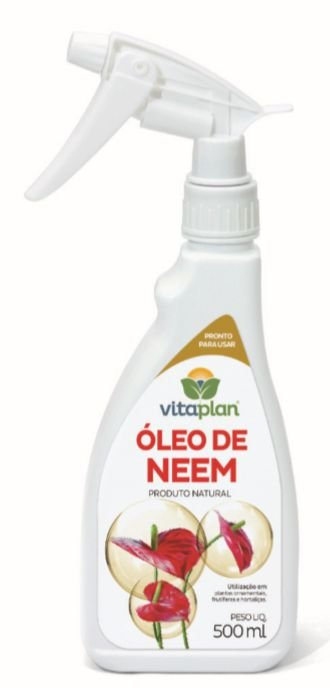 Óleo de Neem 500ml - VITAPLAN-8000709