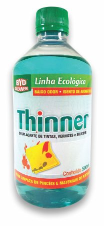 THINNER ECOLÓGICO-500 ml
