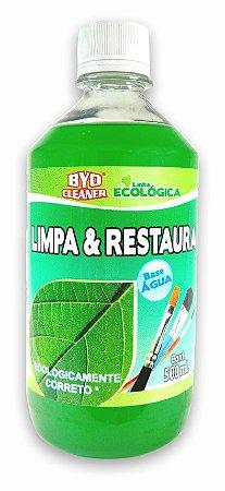 LIMPA & RESTAURA
