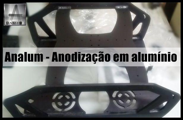 Anodização em aluminio
