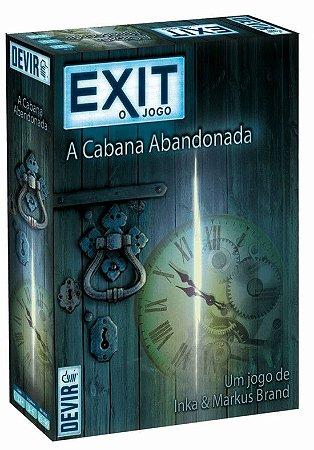 Exit A Cabana Abandonada