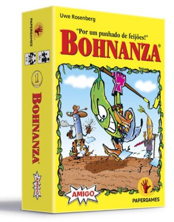 Bohnanza + Promo