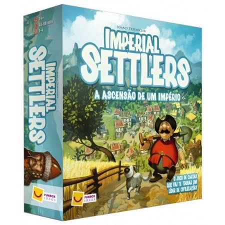 Imperial Settlers + Promos Grátis