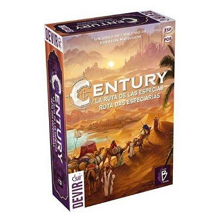 Century : Rota das especiarias