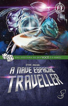 Nave Espacial Traveller - Livro Jogo