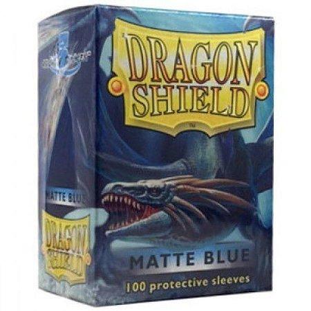 Dragon Shield (Matte Blue)