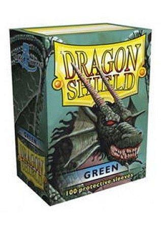 Dragon Shield (Green)