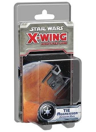 Tie Agressor - EXPANSÃO, STAR WARS X-WING