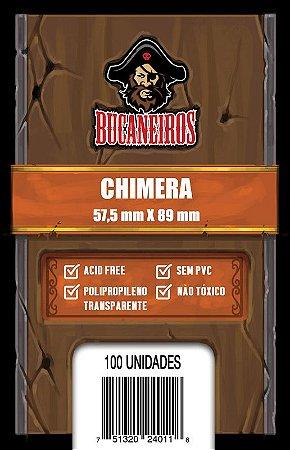 Sleeves Bucaneiros Chimera (57,5x89mm)