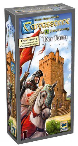 Carcassonne: A Torre (Pré-venda)