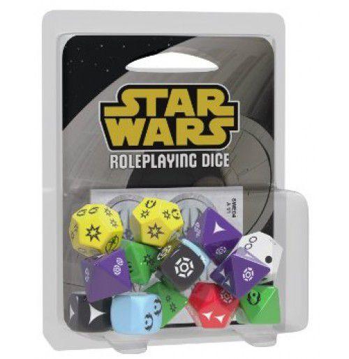 Kit de dados- Star Wars RPG