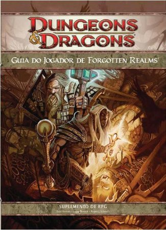 Dungeons & Dragons Guia do Jogador de Forgotten Realms