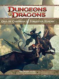 Dungeons & Dragons Guia de Campanha de Forgotten Realms