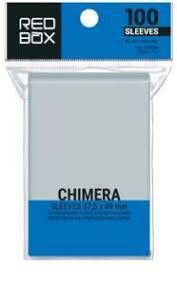 Sleeves Redbox- Chimera (57,5x89mm)