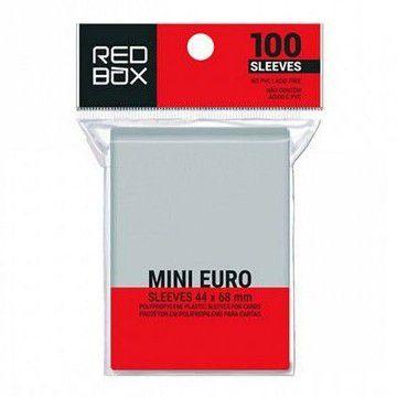 Sleeves Redbox-Mini Euro (44x68mm)
