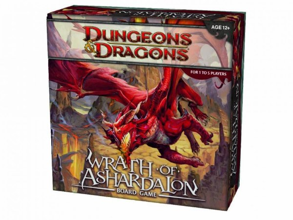 Dungeons & Dragons Wrath of Ashardalon