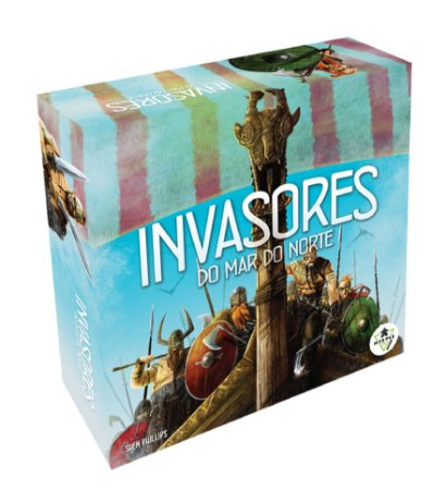 Invasores do Mar do Norte (Pré-venda)