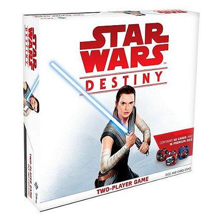 Star Wars: Destiny – Jogo para Dois Jogadores - Grátis 1 Pacote de Booster