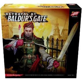 Betrayal at Baldue S Gate- Importado