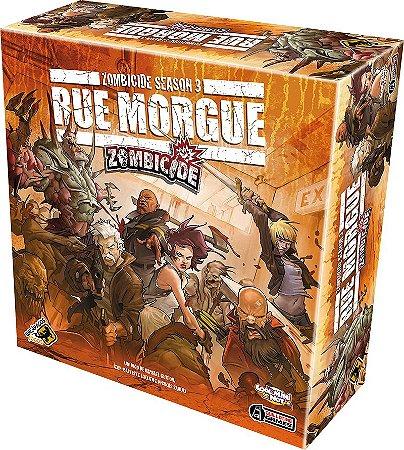 Zombicide Season 3 Rue Morgue Brinde 1 Cardholder