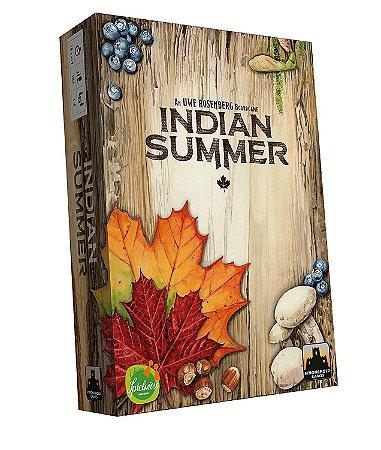 Indian Summer + Postcard Cthulhu Grátis