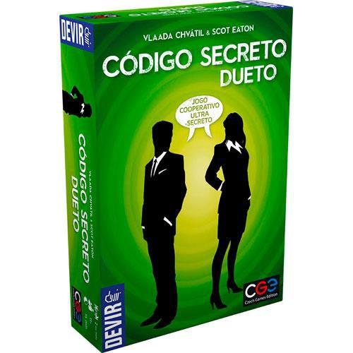 Código Secreto Dueto (Pré-venda)