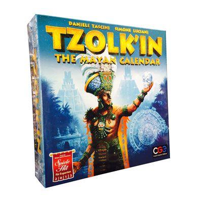 Tzolk'in (Pré-venda)