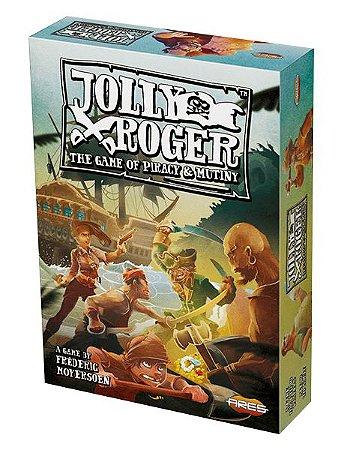 Jolly Rogers: Um jogo de motim e pirataria