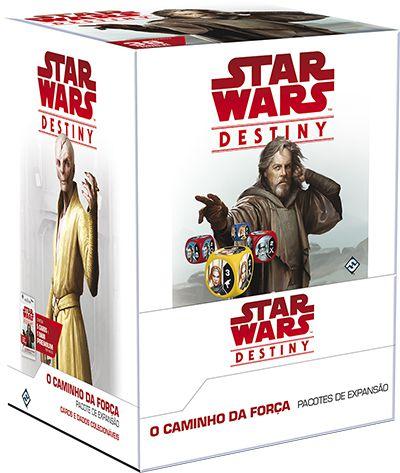 Star Wars Destiny- O Caminho da Força (Caixa de booster)