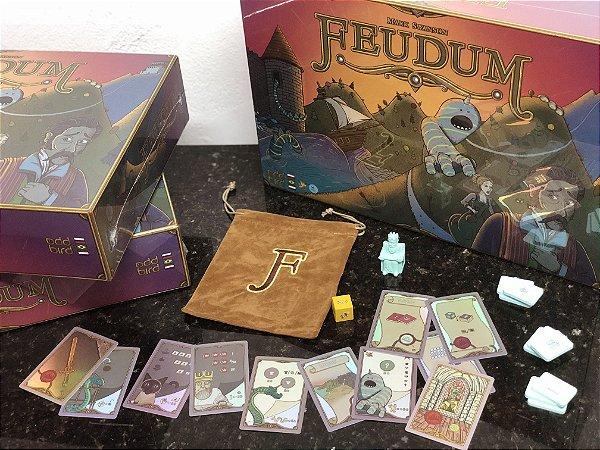 Feudum- Kit Luxo kickstarter
