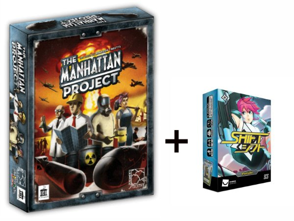 The Manhattan Project + Shift Grátis