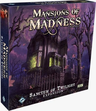 Mansions of Madness: Santuário do Crepúsculo