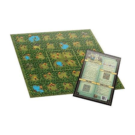 Playmat- Dwar7s