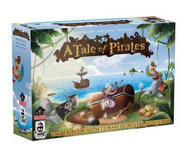 A Tale of Pirates + Sleeve Grátis+ Sorteio de  navio (mdf)