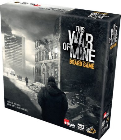 This War of Mine + 1 Dashboard (brinde)