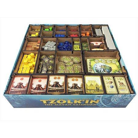 Organizador (Insert) para Tzolk'in