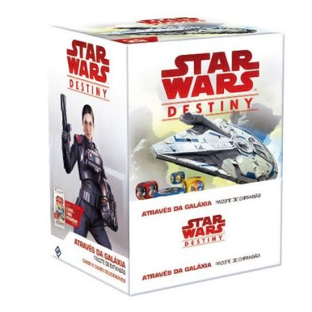Star Wars Destiny Através da Galáxia
