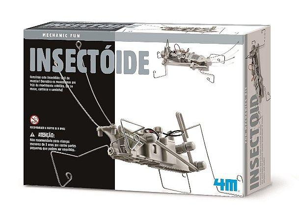 Insectóide-Brinquedo Educativo