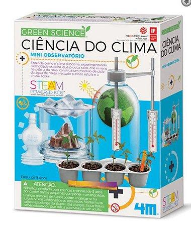Ciência Do Clima- Brinquedo Educativo