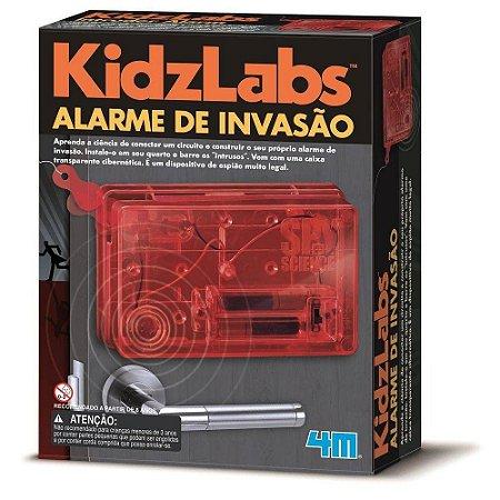 Alarme De Invasão- Brinquedo Educativo