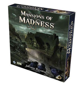 Expansão Mansions of Madness: Jornadas Macabras