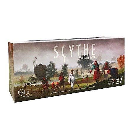 Expansão Scythe: Invaders From Afar