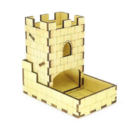 Torre de Dados Amarela Pequena