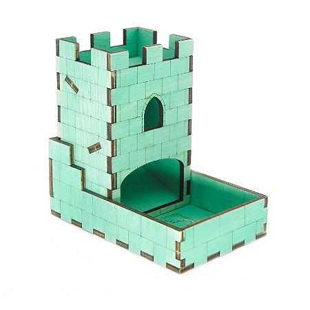 Torre de Dados Verde Pequena