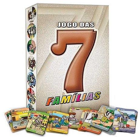 Jogo das 7 Famílias