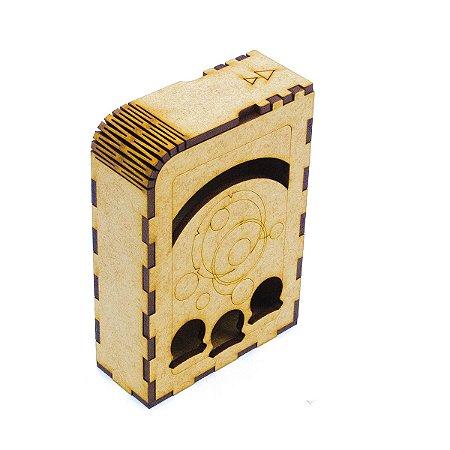 Porta Deck para Keyforge - Individual