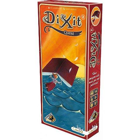 Dixit Quest (Expansão)