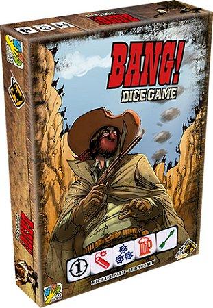 Bang! Dice Game - Sleeves Grátis !