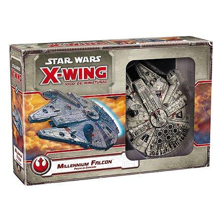 Star Wars X-Wing Millennium Falcon