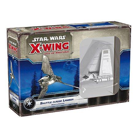Star Wars X-Wing Shuttle Classe Lambda